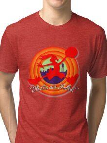 Thats air Folks! Tri-blend T-Shirt