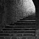 Mystic Stairway Tunnel by BlinkImages