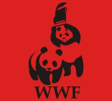 Funny Bear WWF Kids Clothes