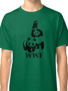 Funny Bear WWF Classic T-Shirt