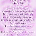 ArchAngel Michael by kimie