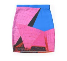 Tickled Pink Sydney Opera House Mini Skirt