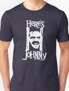 Heres Johnny The Shining Kubrick T-Shirt