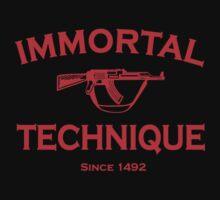 Immortal Technique by gungun44