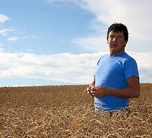 Sea of Wheat by Ann Rodriquez