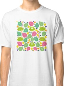 Frog Pattern Classic T-Shirt
