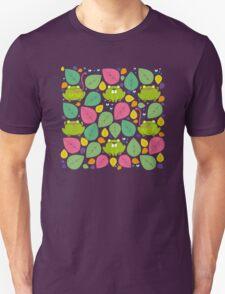 Frog Pattern T-Shirt