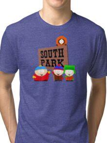South Park is an American Tri-blend T-Shirt