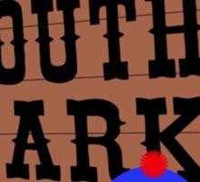 South Park is an American Sticker