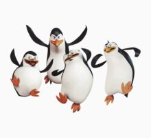The Penguins Of Madagascar Kids Clothes