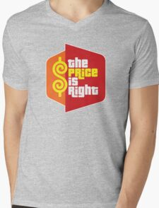 The Price Is Right Game Show Mens V-Neck T-Shirt