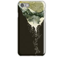The Bear's First Snow iPhone Case/Skin