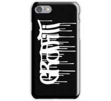 Graffiti Tag (Oldscholl underground style) iPhone Case/Skin