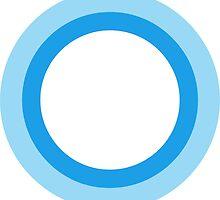 Cortana logo by manriquesoto