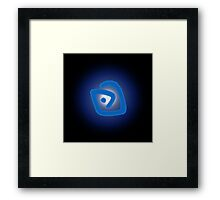The Heart of Atlantis Framed Print