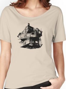 The Cabin In The Woods Women's Relaxed Fit T-Shirt