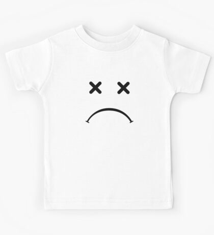 Sad Smiley - After Party Kids Clothes