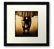 Bound. Framed Print