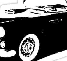 1956 Ford Thunderbird Sticker
