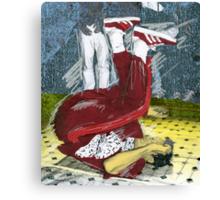 #115 Canvas Print