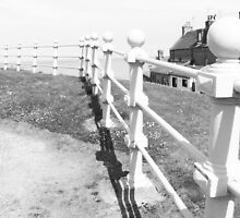 Footdee Railings by Matthew Colvin de Valle