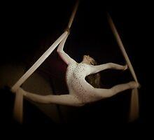 Aerialist - Acrobat by Steve Gale