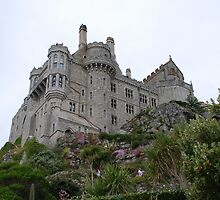 St Michaels Mount Cornwall by linsads