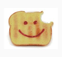 Bread with Happy Face Kids Clothes