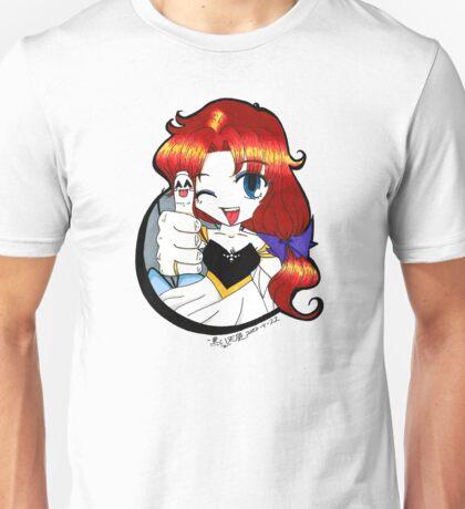 Kuroitenshi Chibi Thumbs Up Unisex T-Shirt