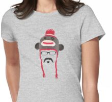 No-homo Intern Womens Fitted T-Shirt