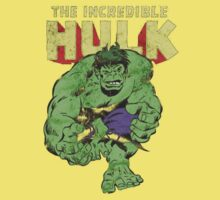 The Incredible hulk Kids Clothes