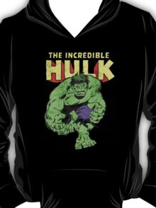 The Incredible hulk T-Shirt