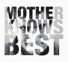 Mother Knows Best (Anthony Perkins) by captaincatwoman