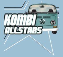 Volkswagen Kombi Tee Shirt - Kombi Allstars Lowlight by KombiNation
