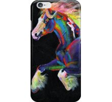 Trail Of Hearts Pony iPhone Case/Skin