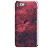 Barnard 343 - Dark Nebula in Cygnus iPhone Case/Skin