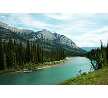 Banff National Park, Canada Photographic Print