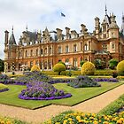 Waddesdon Manor Gardens by Dave Law