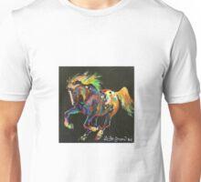 Starburst Pony (for Skyhorse) Unisex T-Shirt