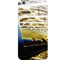 escalator iPhone Case/Skin