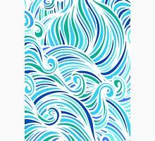 Ocean Swirl Unisex T-Shirt