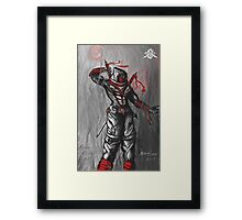 Storm Shadow Framed Print