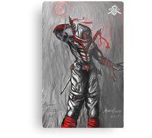 Storm Shadow Metal Print