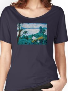 Davies Road Women's Relaxed Fit T-Shirt