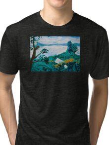 Davies Road Tri-blend T-Shirt