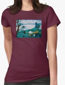 Davies Road Womens Fitted T-Shirt