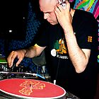 DJ Seraphim by StephLanfear