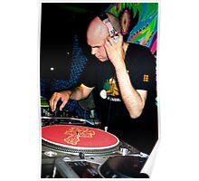 DJ Seraphim Poster
