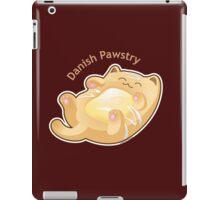 Cute Danish Pastry Cat iPad Case/Skin