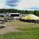 Gospel Jamboree, Love Sask,Canada by MaeBelle
